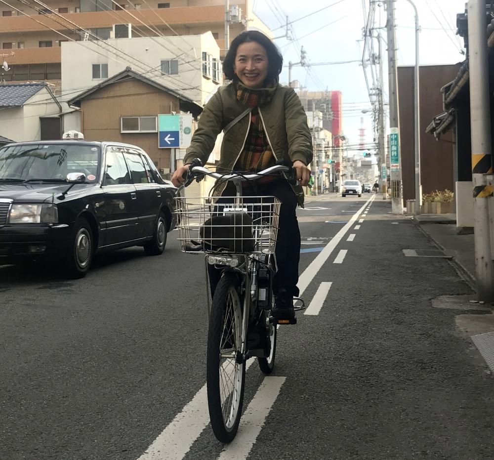 ご近所に自転車旅へ! 女子プロロードレーサーに聞く、自転車プチトリップのすすめその3