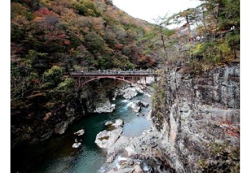 おすすめの日光の大自然スポット③龍王峡