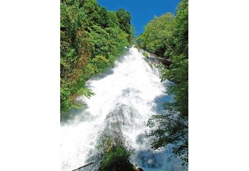 おすすめの日光の大自然スポット④湯滝