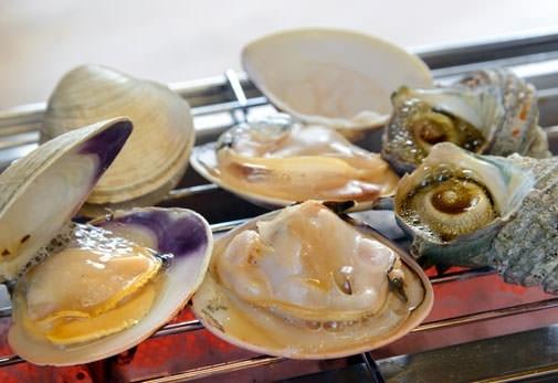 おでかけランチにおすすめの飲食店④ 海鮮浜焼き 盤洲