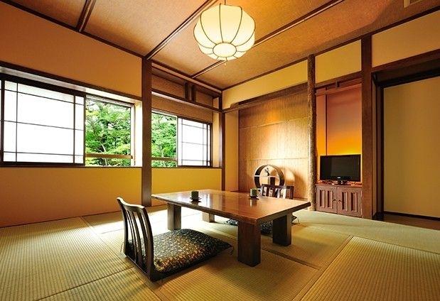 那須温泉にあるおすすめの旅館② 那須高原の宿 山水閣