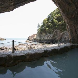 幻想的な雰囲気に包まれて。洞窟風呂がある宿4選