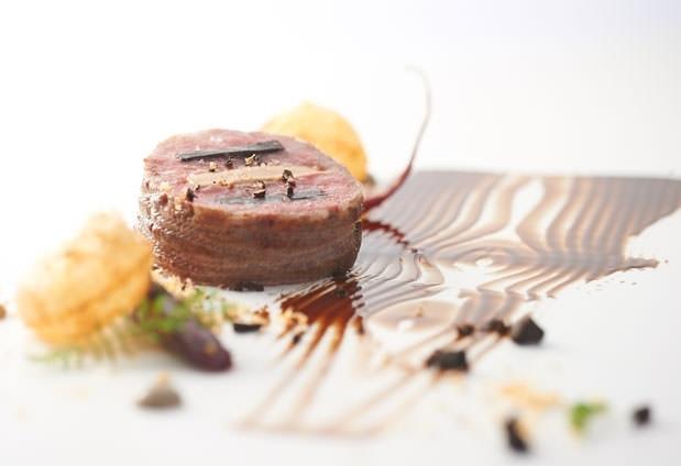 「arcana izu」の魅力③極上のフランス料理