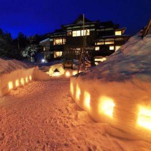 国の有形登録文化財に登録!隠れ家的宿、新潟県「嵐渓荘」で日本屈指の秘湯をその0