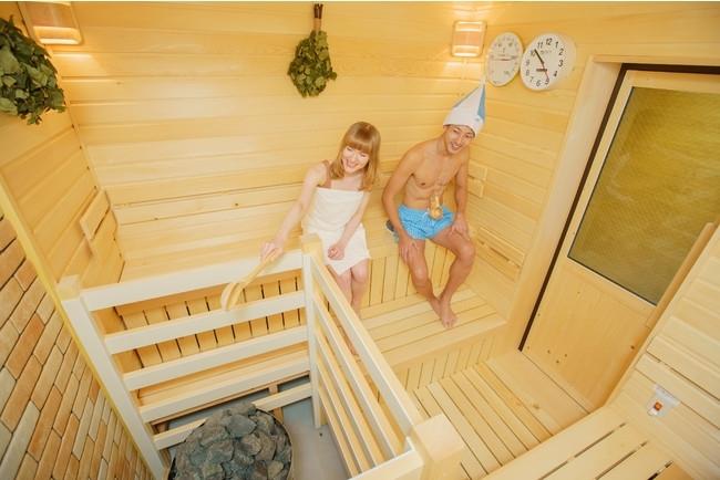 【鳥取】ただいまキャンペーン中全国初、国立公園内のキャンプ場にフィンランド式サウナがオープン!
