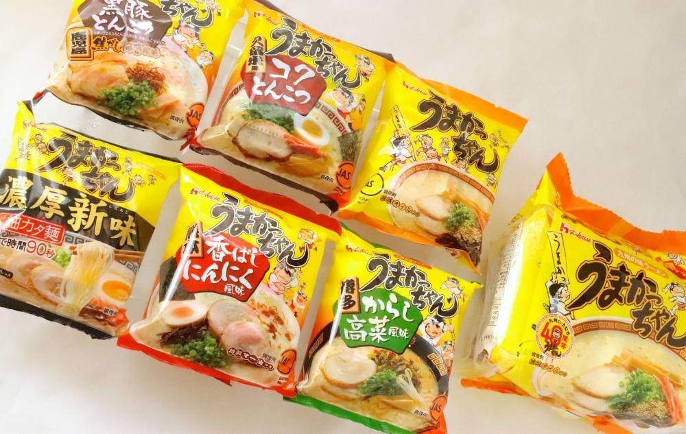しょう油味より九州味!「うまかっちゃん」(福岡県)