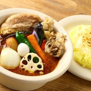 正月料理に飽きたらカレーはいかが? 本場北海道のスープカレー店をご紹介