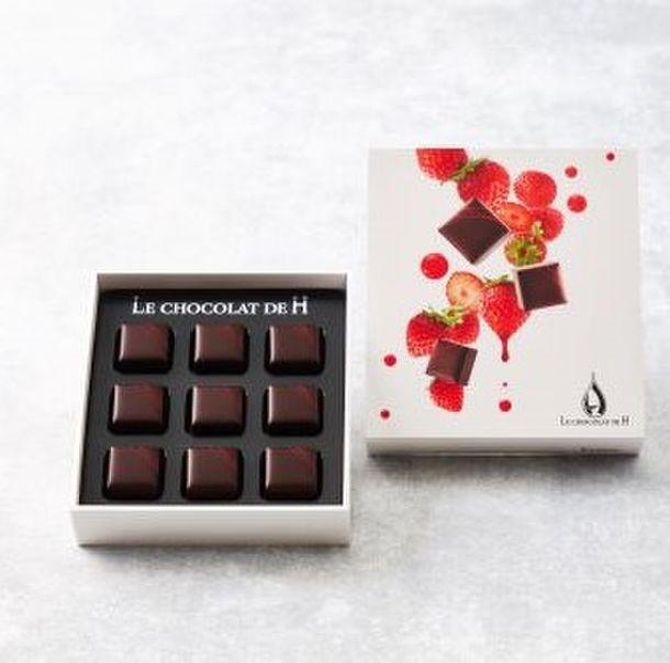 辻口博啓のショコラトリーが手がける最新作/「LE CHOCOLAT DE H(ル ショコラ ドゥ アッシュ)」
