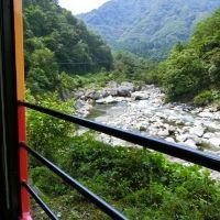 日焼けしたくない人必見!トロッコ列車で渓谷涼み。鉄旅タレント木村裕子が提案するわたらせ渓谷鉄道の旅【連載第8回】