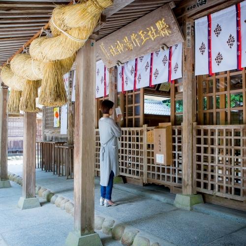 ご縁の国・島根県松江市内で巡る3大縁結びスポット