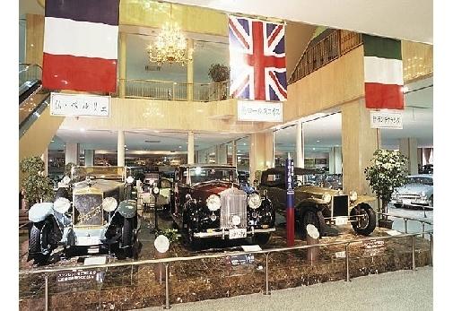 雨の日も楽しめる!石川のベストスポット③日本自動車博物館