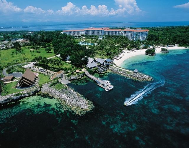 ②ジャングリ・ラ マクタン アイランド リゾート&スパ<フィリピン・セブ島>