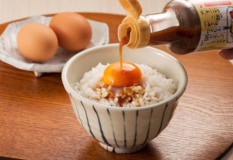 第5位:明太子専門店の本気!「明太子入りたまごかけ醤油」(福岡県)