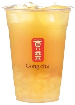 松坂屋名古屋店「KiKiYOCOCHO」にオープン「Gong cha(ゴンチャ)」