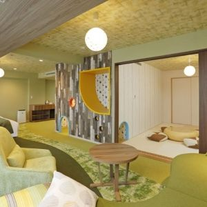 「ウェルカムベビーのお宿」認定の「ロイヤルホテル那須」。子供が大興奮のキッズフロアが大好評のワケ。