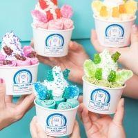 春夏トレンド大本命!カラフルな「レインボーロールアイスクリーム」登場