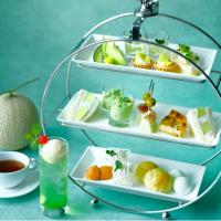 【東京】メロンの美味しい季節がやってきた!ホテルで初夏を感じるメロンスイーツ