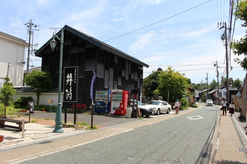 魅力3:本町オリベストリート