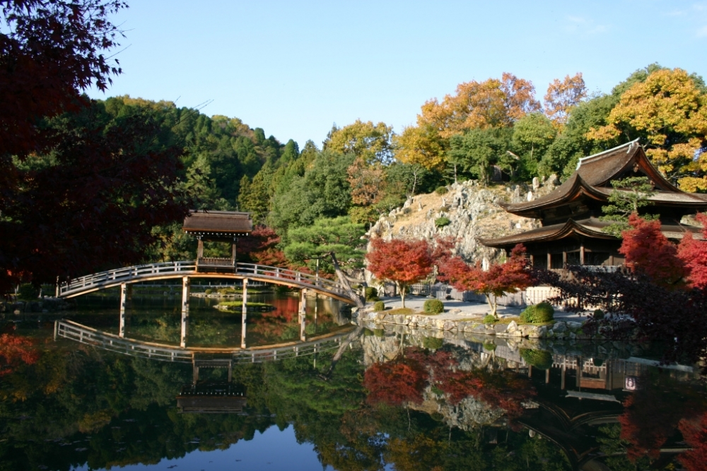 魅力4:虎渓山永保寺
