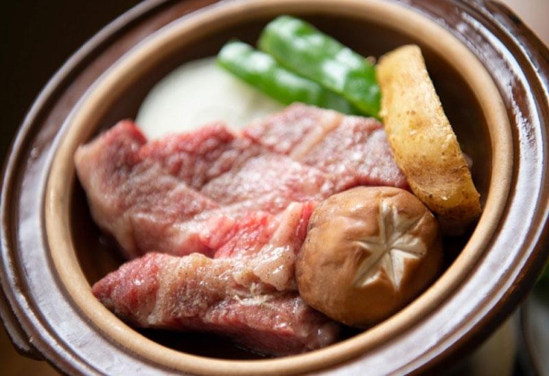 日本三大和牛「近江牛」や地酒も堪能