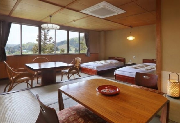 「一流の田舎 熱塩温泉 山形屋」の魅力①居心地のいい客室