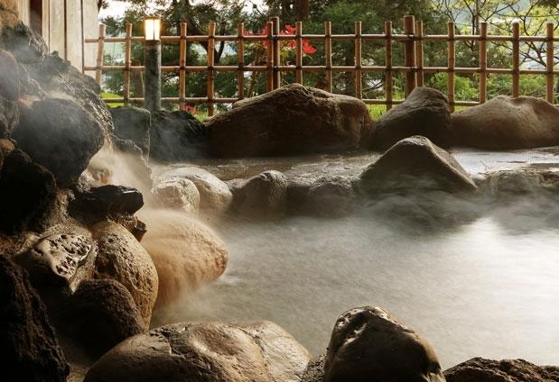 「一流の田舎 熱塩温泉 山形屋」の魅力②名湯を愉しむ