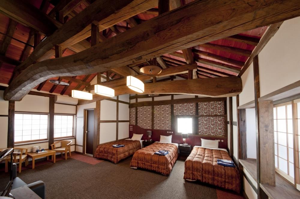 「矢掛屋」ならではの魅力的なホテルステイ