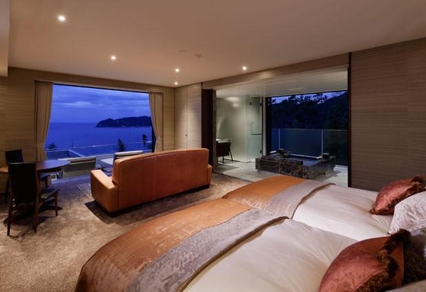 一人旅におすすめの宿②THE HIRAMATSU HOTELS & RESORTS 熱海