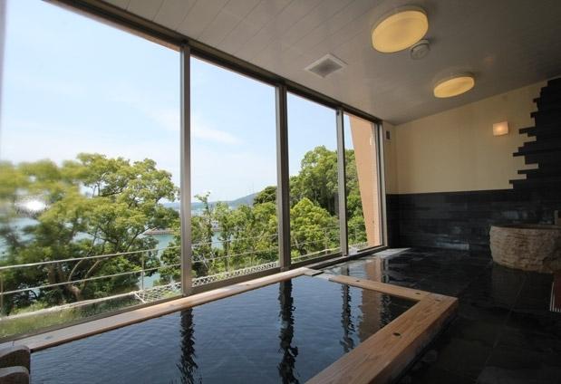 九州で家族風呂のあるおすすめのお宿②アレグリアガーデンズ天草