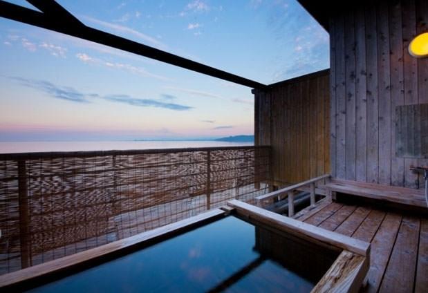 九州で家族風呂のあるおすすめのお宿③天空湯房 清海荘