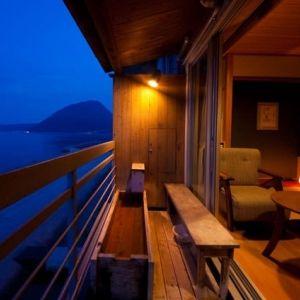 家族で温泉旅行に出かけるなら。貸切風呂のある九州の隠れ宿4選その0