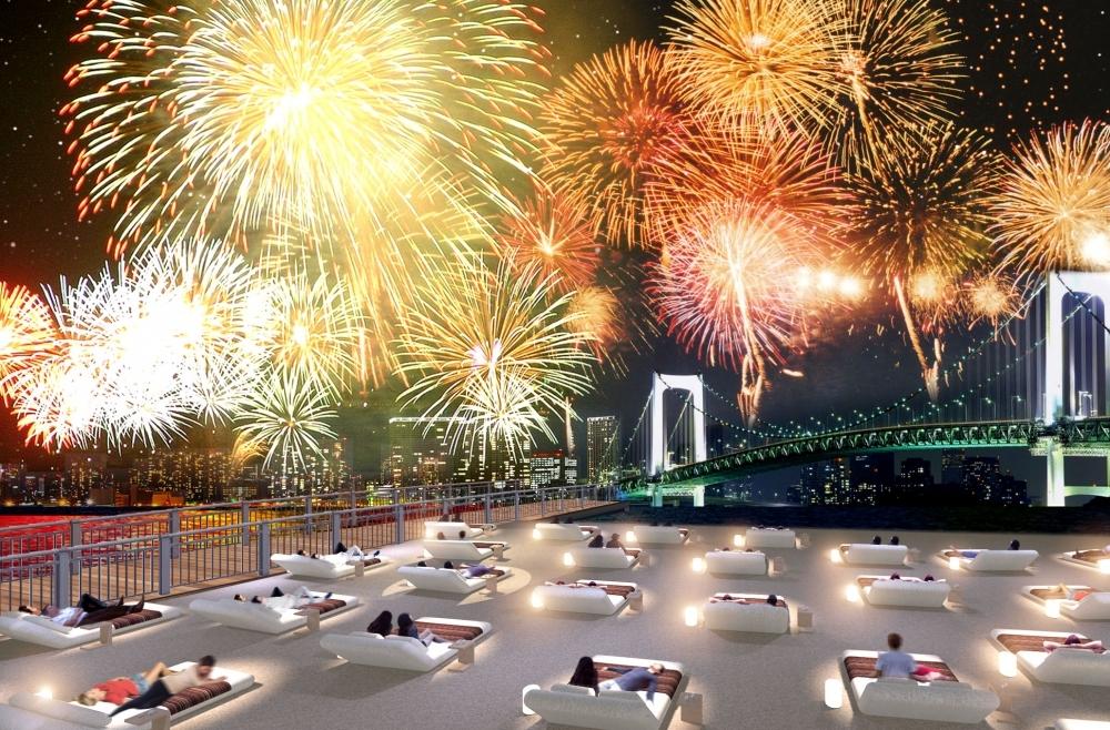 未来型花火エンターテインメントが5月26日にお台場で開催決定その3
