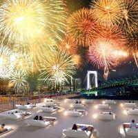 未来型花火エンターテインメントが5月26日にお台場で開催決定
