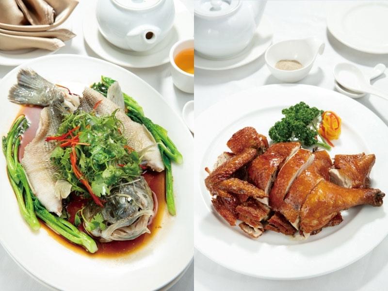 地元産の新鮮素材を手間隙かけて調理した中華は必食!