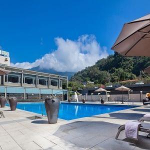 【台湾情報】台北通を目指すなら温泉体験は必須。陽明山のリゾートホテルで白硫黄泉を堪能