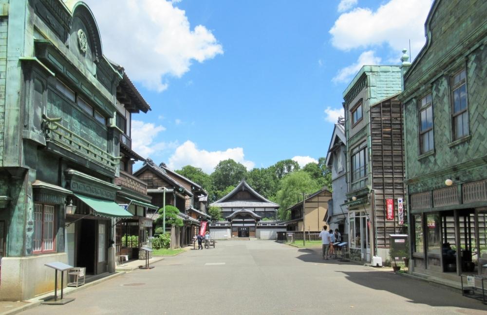 夏のひとり旅に。関東近郊、オトナのジブリスポットその2