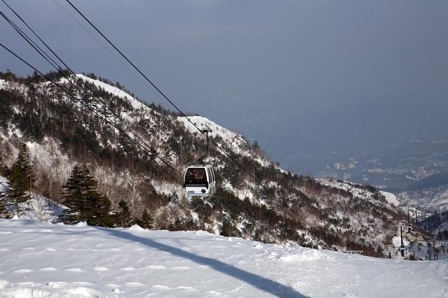 「草津国際スキー場」のゲレンデ概要