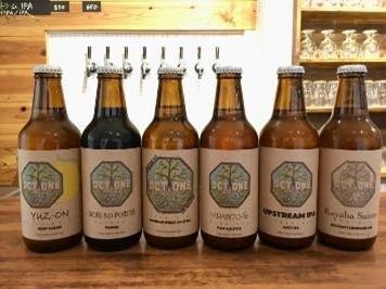 来年が楽しみなオリジナルクラフトビールも熟成中