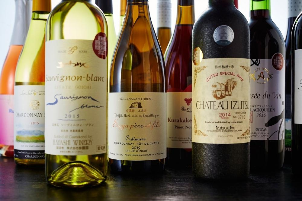 大注目の信州ワインを巡る旅