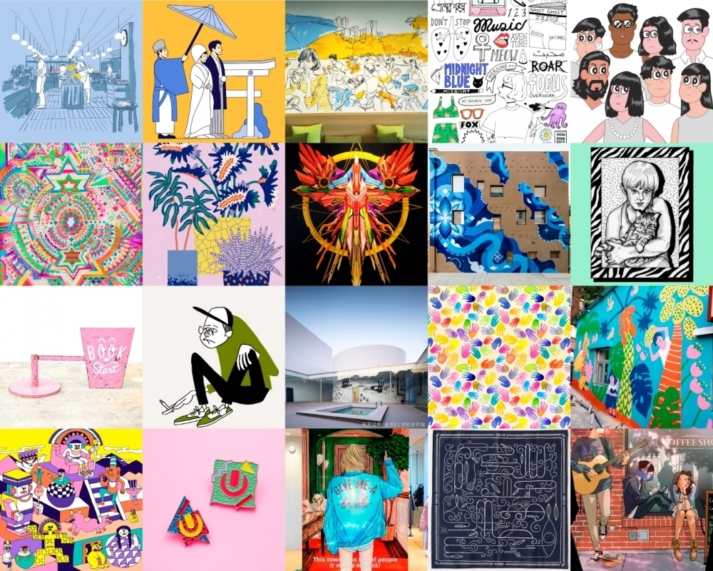 【イベント】20人のアーティストが描く20室(渋谷)
