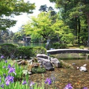 静寂の中にある癒しを求めて。中部地方にあるおすすめの庭園10選その0