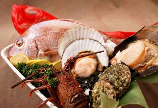 「鉄板焼 いちか」の魅力①厳選された食材