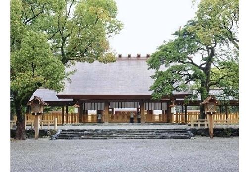 名古屋観光で外せないパワースポット「熱田神宮」