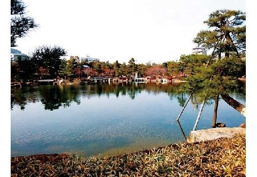 徳川二大スポットのひとつ「徳川園」で歴史を感じる