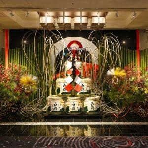"""2021の幕開けは一流ホテルで。ホテルニューオータニの""""日本最大級""""なお正月!"""