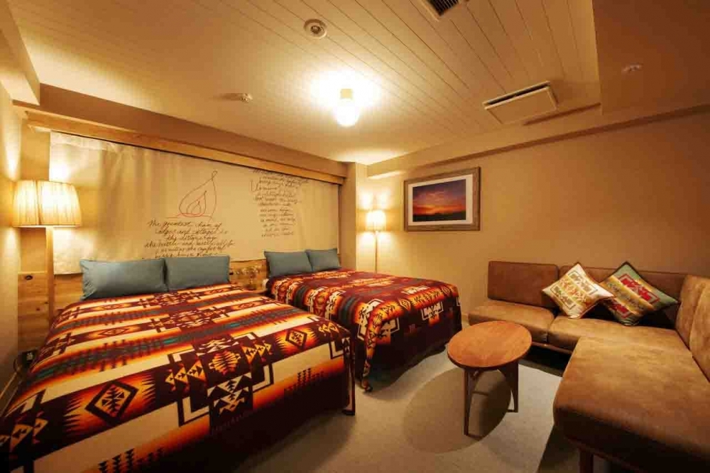 【UNWIND HOTEL&BAR 札幌】新設の客室が素敵すぎる