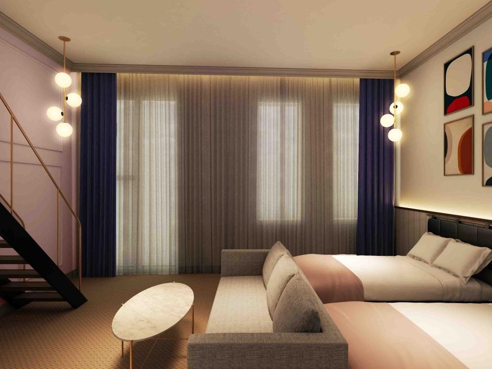 【UNWIND HOTEL&BAR 小樽】ラグジュアリーな客室とワンランク上の朝食