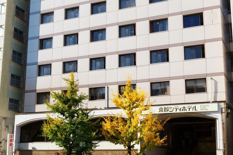 京都御所の近くに佇むシティホテル