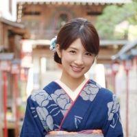 小倉優子さんが着物で歩く「倉吉」レトロトリップ