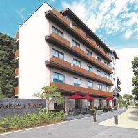 広大な海と雄大な富士山にうっとり。癒し度満点の神奈川「江の島ホテル」へ